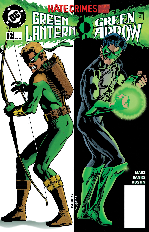 Green Lantern (1990) 92 Page 1