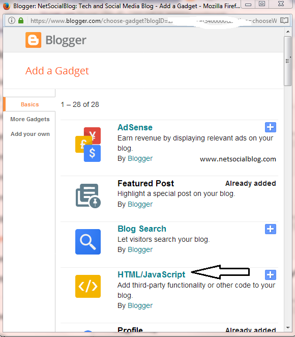 How To Add Footer Links On Your Blogger Blog Easily Using