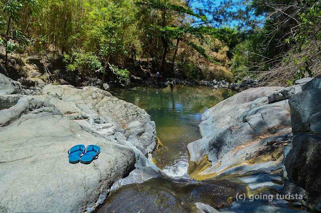 Sampaloc Cove Falls