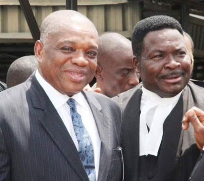 Billionaire Uzor Kalu Appears In Court For Alleged Fraud