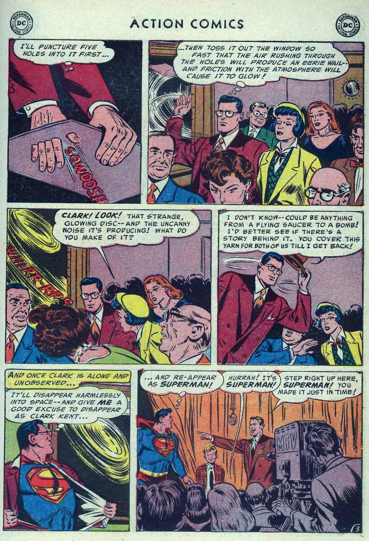 Action Comics (1938) 190 Page 4