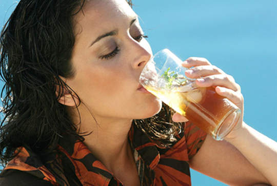 Minuman Es Teh Ada Bahayanya Bagi Kesehatan, Benarkah ?