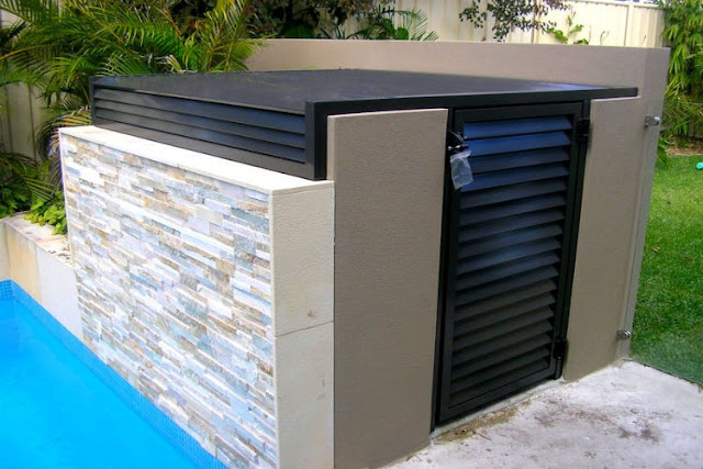 pool pump enclosures