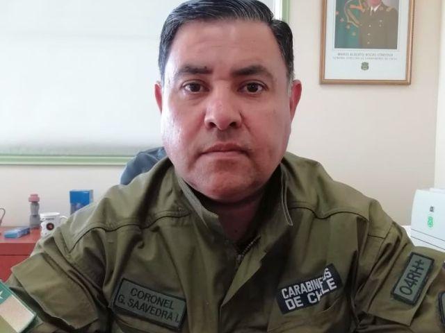 Coronel Gustavo Saavedra Ibarra