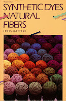 Synthetic Dyes for Natural Fibers by Linda Knutson