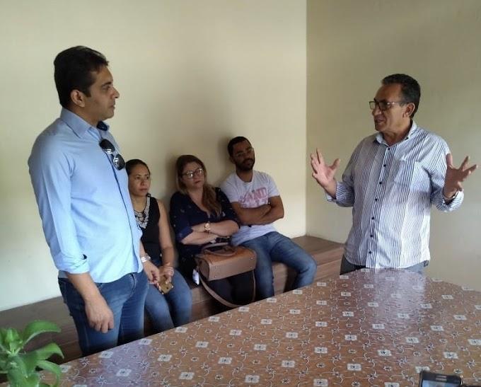 Para agradecer eleição, Rodolfo vai ao sertão e à cidade onde teve só um voto