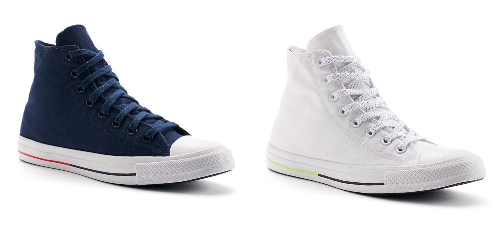 c869d97ad5d128  65) Men s Converse Chuck Taylor All Star Water-Repellent High-Top Sneakers  + Free Ship for Card-Holder!