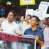केवाईएस ने मणिपुर विश्वविद्यालय छात्रों एवं शिक्षकों पर हुए दमन के खिलाफ आयोजित विरोध मार्च में हिस्सेदारी निभाई  KYS held stake in Manipur University protest against protest against students and teachers