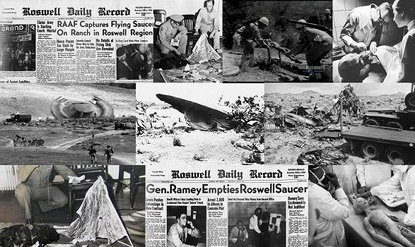 Roswell UFO Olayında Yaşananların Hepsi