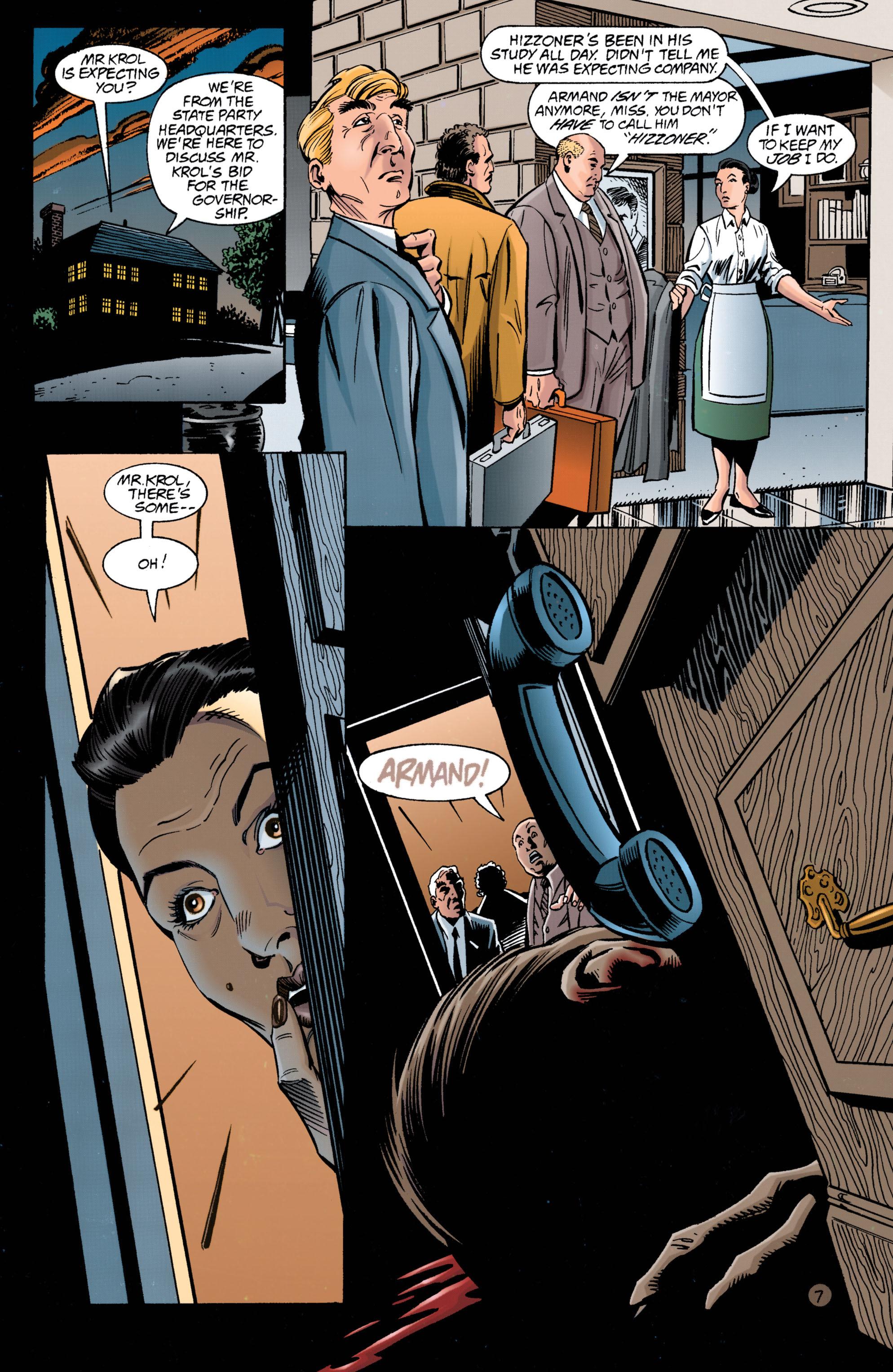 Detective Comics (1937) 699 Page 7