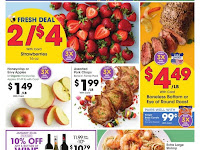 Kroger Ad January 22 - 28, 2020 and Kroger Ad 1/29/20