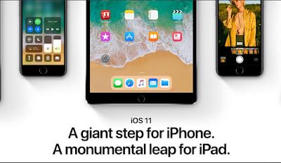 Begini Cara Downgrade iOS 11 Beta ke iOS 10