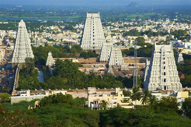 Tiruvannamalai, Tamil Nadu - తిరువణ్ణామలై
