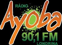 Rádio Ayoba FM de Londrina PR ao vivo