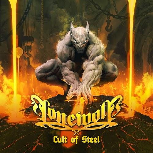 """Ακούστε τον δίσκο των Lonewolf """"Cult of Steel"""" που κυκλοφόρησε προ διετίας"""
