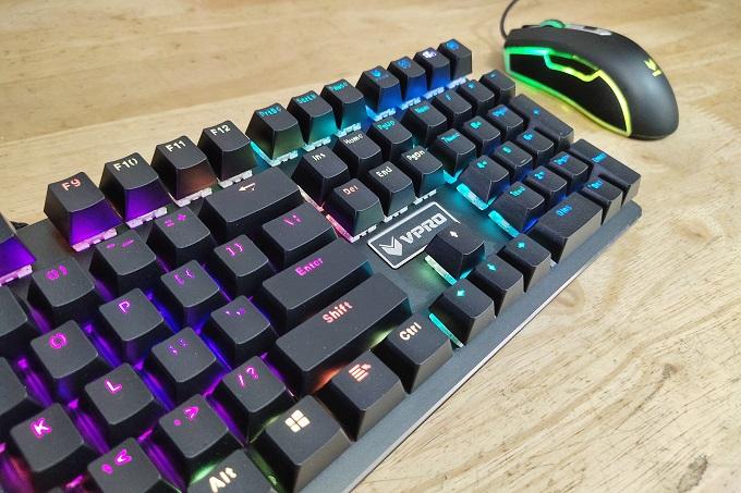 Rapoo V700 RGB Review