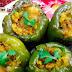 Stuffed Shimla Mirch Recipe - भरवां शिमला मिर्च रेसिपी