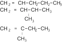 isomer pentena