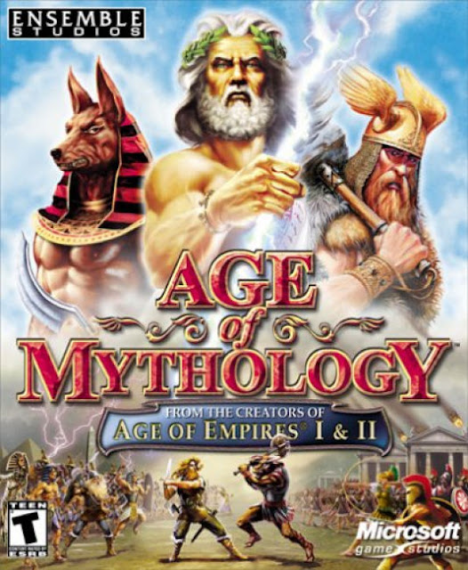 Age Of Mythology Extended Edition - PC FULL Portada