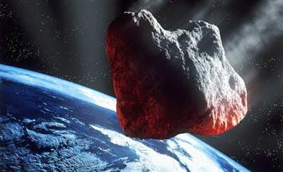 Μεγάλος αστεροειδής μια… ανάσα από τη Γη
