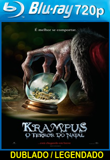 Assistir Krampus O Terror do Natal Dublado