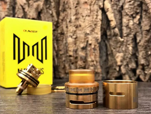 Oumier Maximus Max RDTA Review