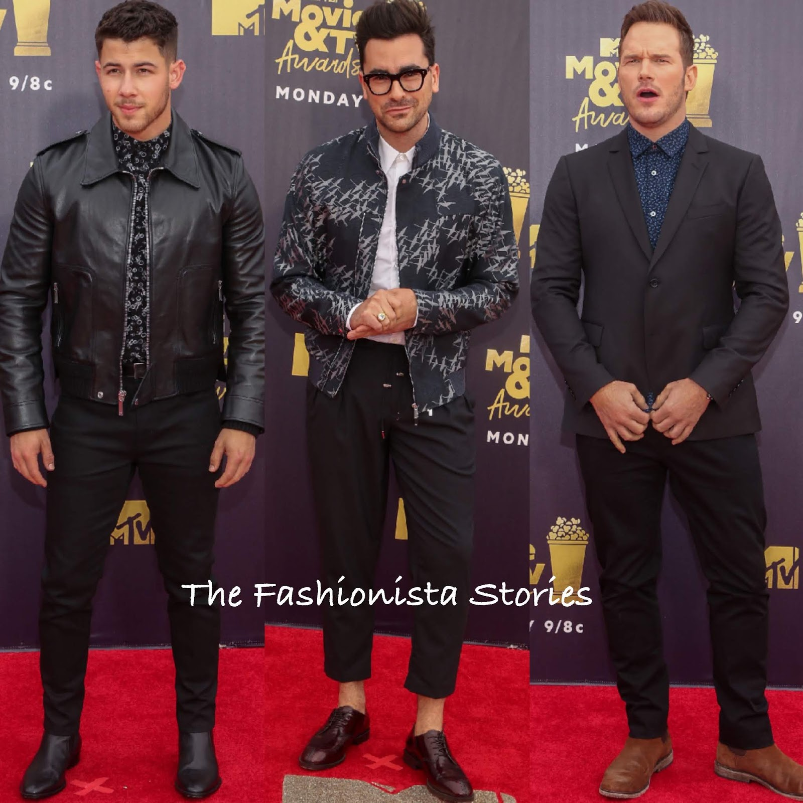 What The Men Wore: 2019 MTV Movie Awards Red Carpet picture