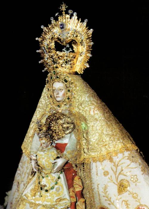 Curiosidades De Sanlúcar De Barrameda La Virgen De La Caridad