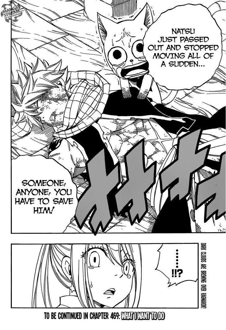 Fairy Tail Ch.468: Memory ofThe Stars