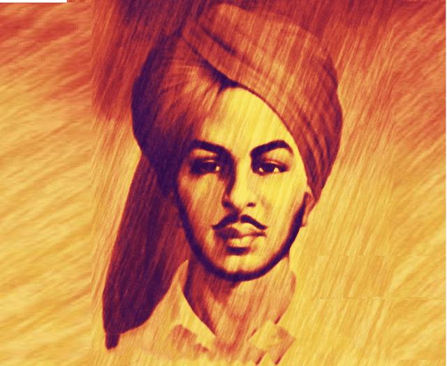 bhagat singh Happy Shaheedi Diwas
