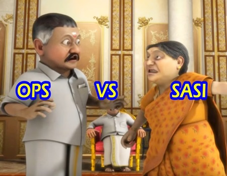 So Sorry: Mind It – OPS vs Sasi – India Today