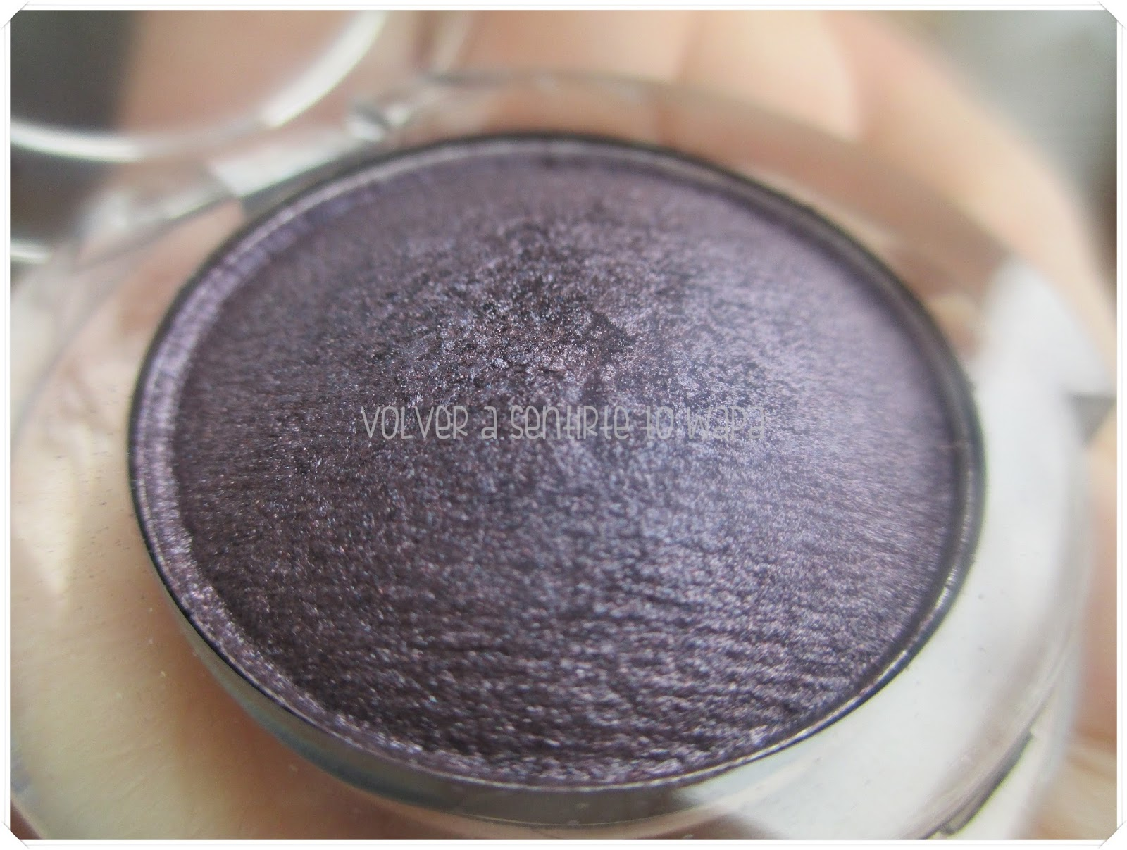 Manhattan Intense Effect Eyeshadow - 610N Rich Aubergine