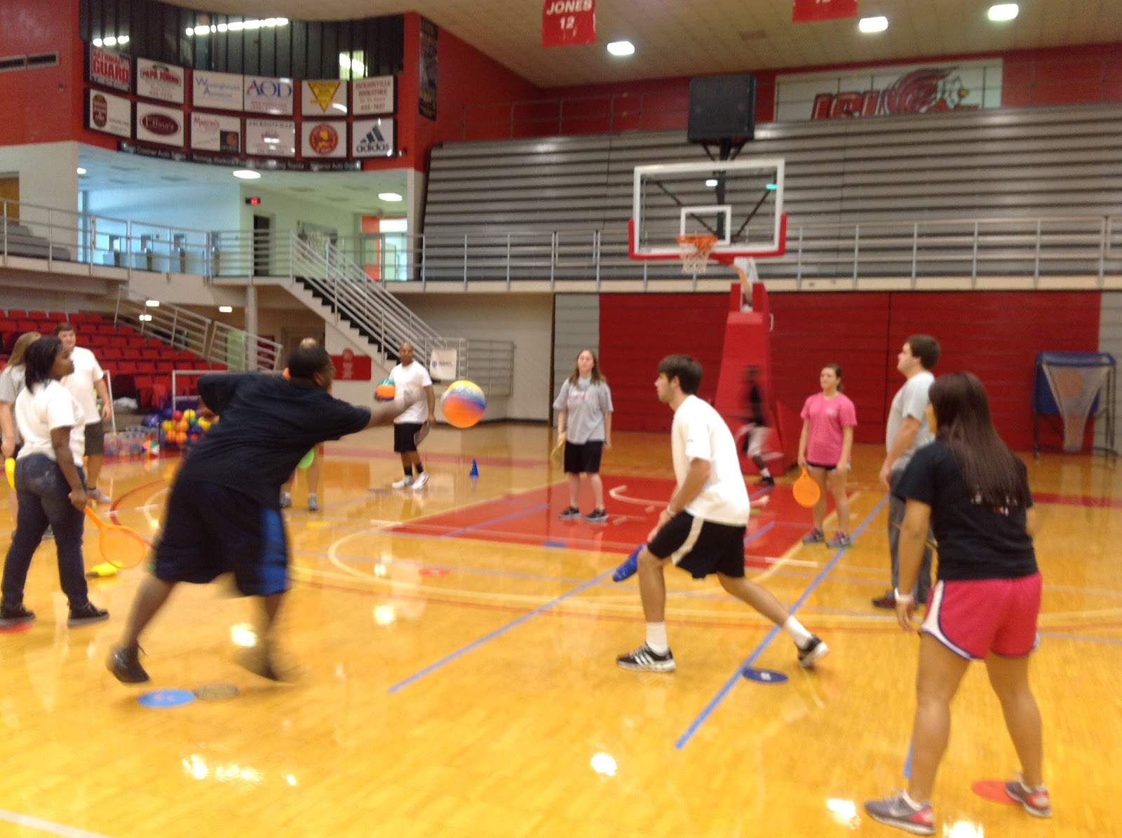 Jsu Physical Education D The Learning Continues