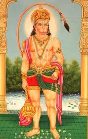 The Names of Hanuman in Chalisa