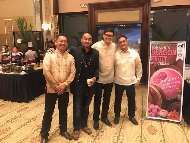 Ozamiz' Dragon, takes center stage at National Food Month Gala night