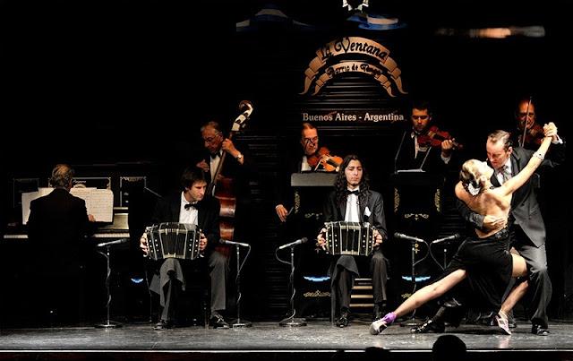 Assistir um show de Tango em Buenos Aires no mês de dezembro