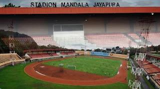Persipura Sambut Hangat Persib Berkandang di Stadion Mandala Jayapura