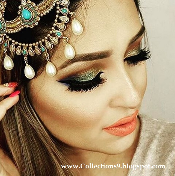 Eye Liner Styles And Eye Makeup Ideas For Girls Arabic Cat And