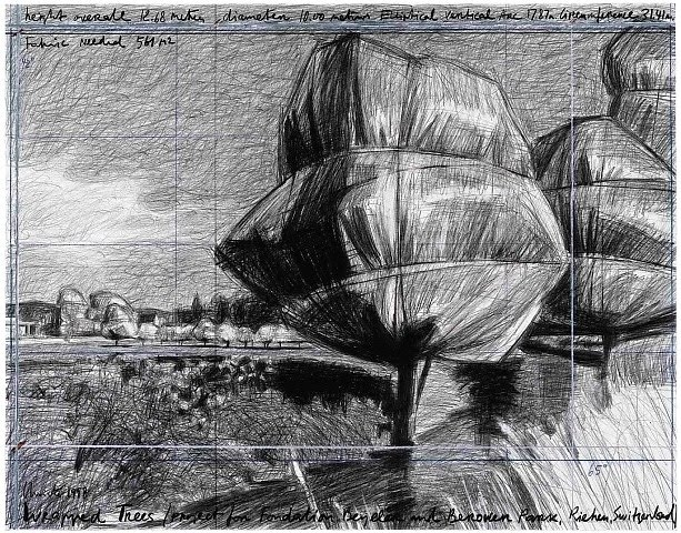 Vista Art Projects Christo And Conceptual Art