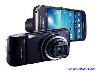 Cara Flashing Samsung Galaxy S4 Zoom LTE SM-C105