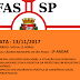 PLENÁRIA DO FAS DIA 13/11/2017 - CIDADE CONVOCADA A DEFENDER A ASSISTÊNCIA SOCIAL