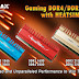 KINGMAX Set to Launch ZEUS DDR4 Gaming RAM at Taipei Game Show 2016