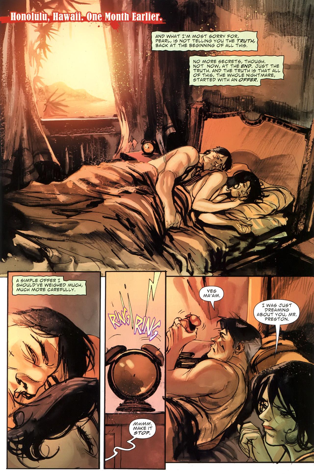 Read online American Vampire comic -  Issue #13 - 6