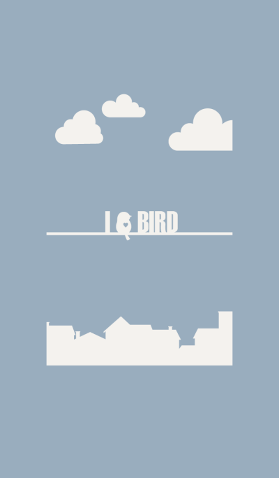 I LOVE BIRD -NATURAL-