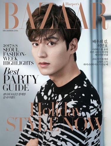Harper Bazaar 1 Lee Min Ho