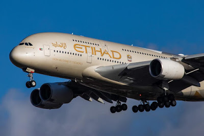 Etihad Airways First Airline to Operate a Plastic-Free Flight
