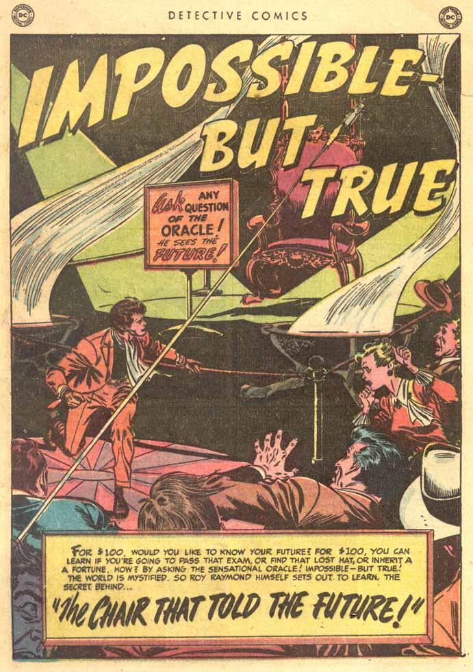 Read online Detective Comics (1937) comic -  Issue #160 - 17