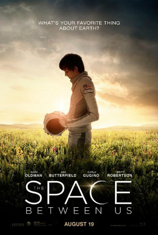 The Space Between Us [2017] [DVDR] [NTSC] [Latino 5.1]