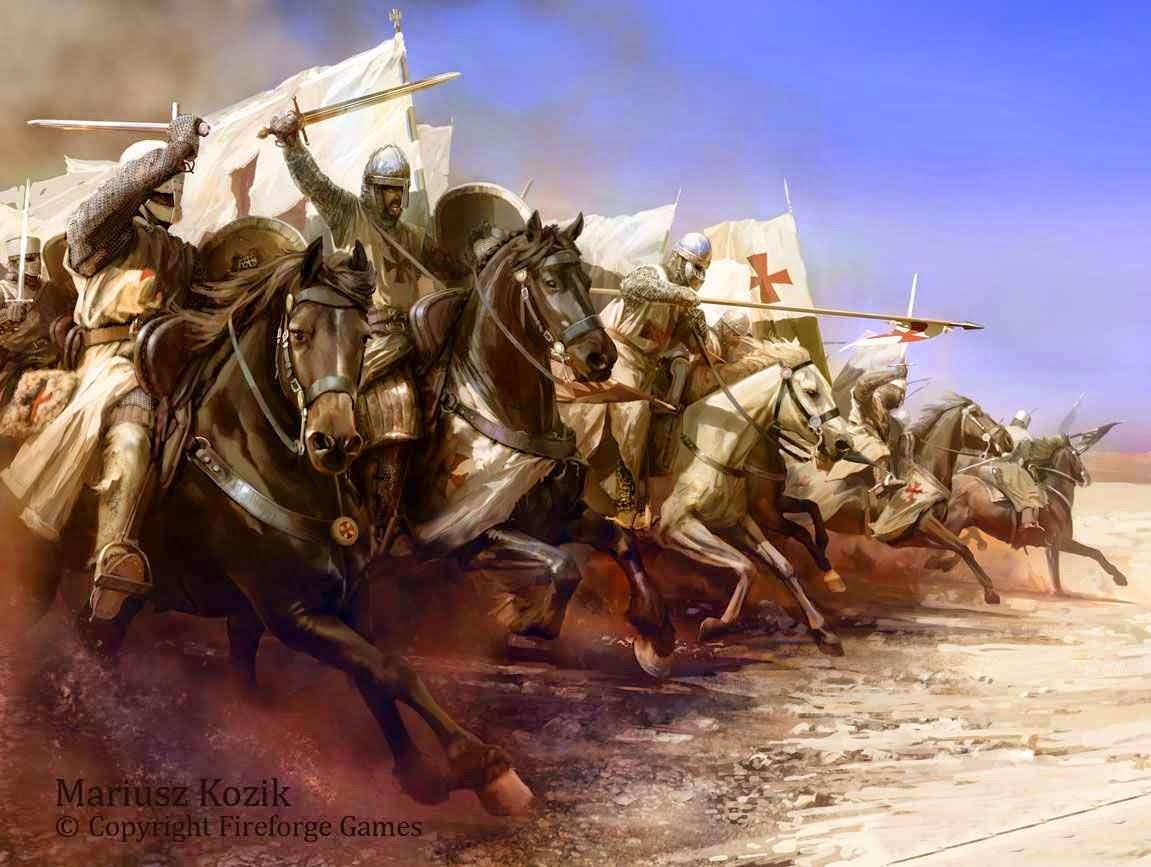 Batalha de Montgisard, conceito moderno