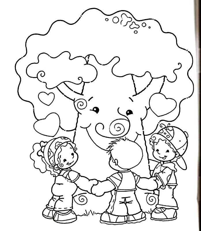 Tia Da Creche Atividades Dia Da Arvore E Meio Ambiente